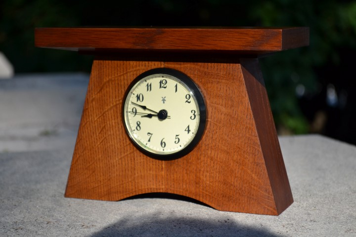 Ragsdale home furnishings for Small clocks for crafts